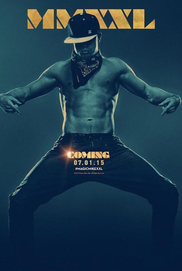 Magic Mike XXL Teaser Poster