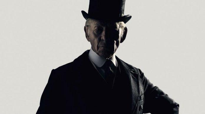 Mr Holmes Poster Clip