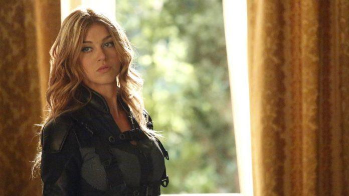 Adrianne Palicki Agents of Shield