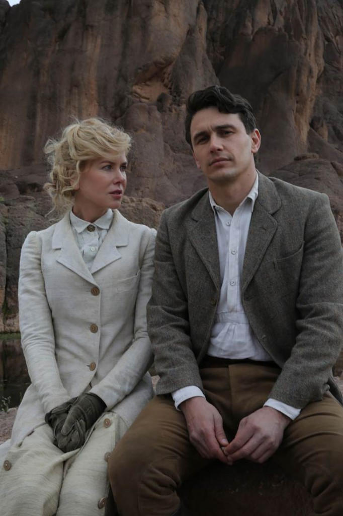 Queen of the Desert (2015) Filmbild 2