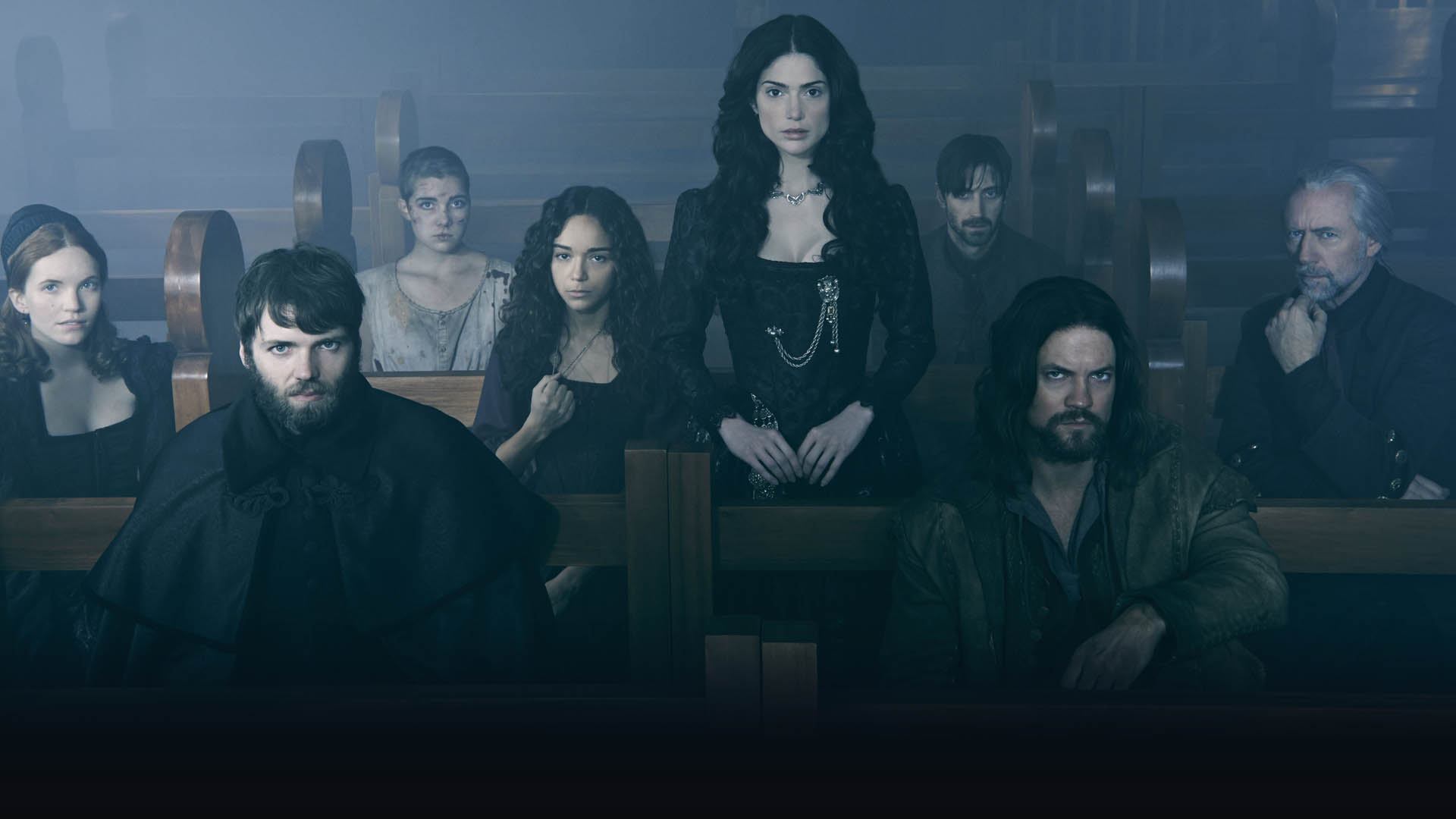 Salem Season 2 Blutbad