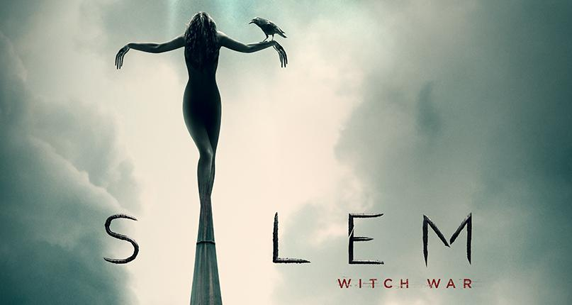 Salem Witch War Poster