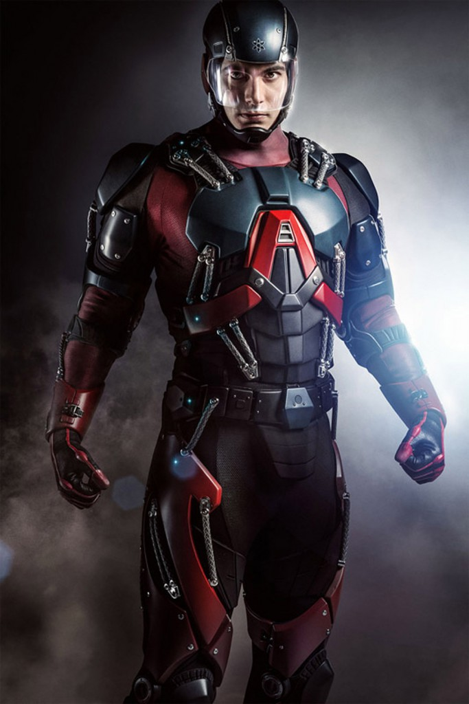Brandon Routh The Atom 1