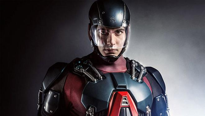 Brandon Routh The Atom