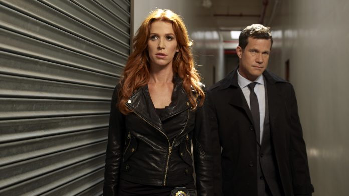 Unforgettable Season 4 Cast