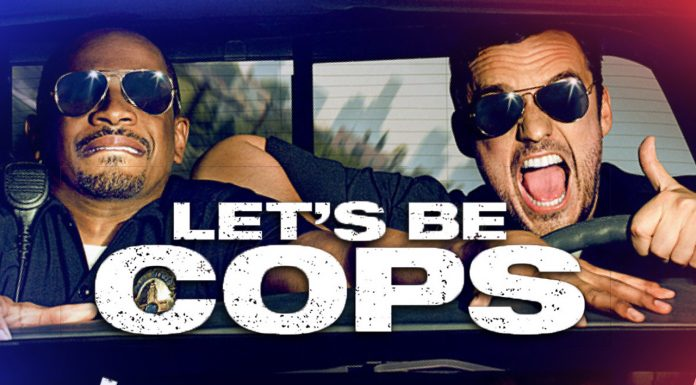 Let's be Cops - Die Party Bullen (2014) Filmkritik