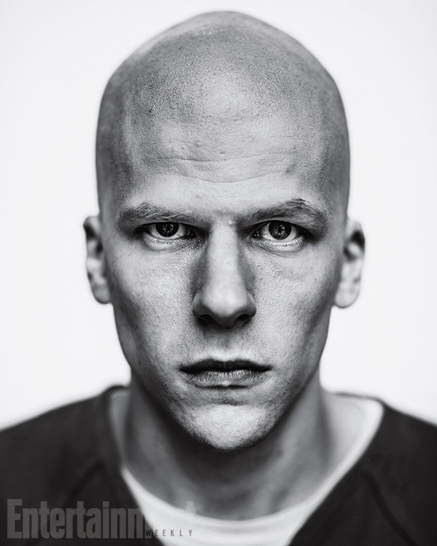 Jesse Eisenberg Lex Luthor 1