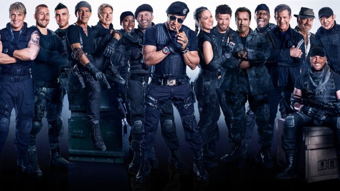 The Expendables Serie