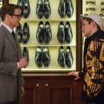 Kingsman Colin Firth Taron Egerton Interview