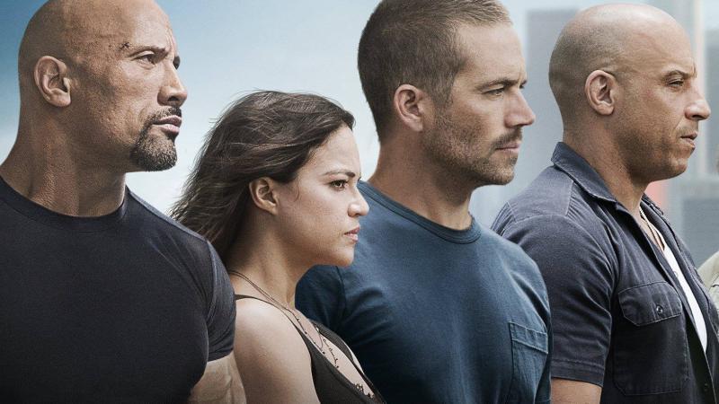 Fast and Furious 7 (2015) Filmkritik