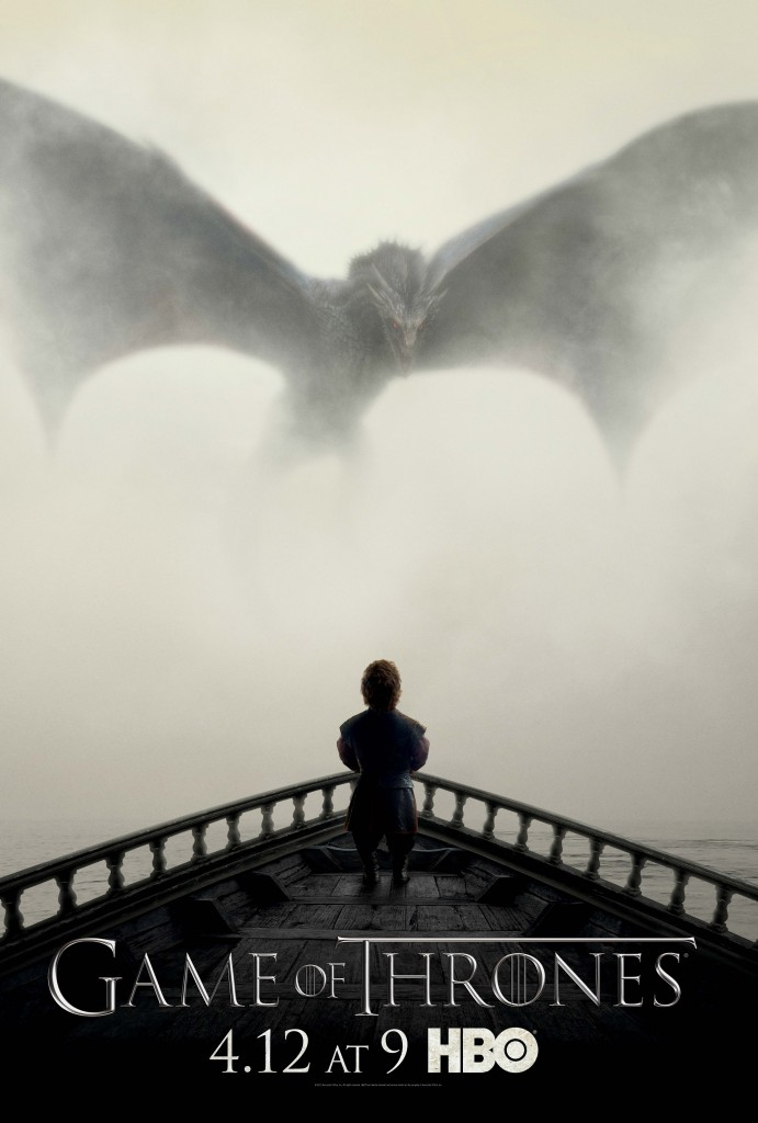 Game of Thrones Season 5 Poster 1