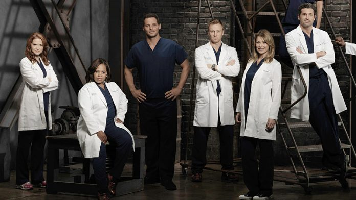 Grey's Anatomy Season 11 Start Deutschland
