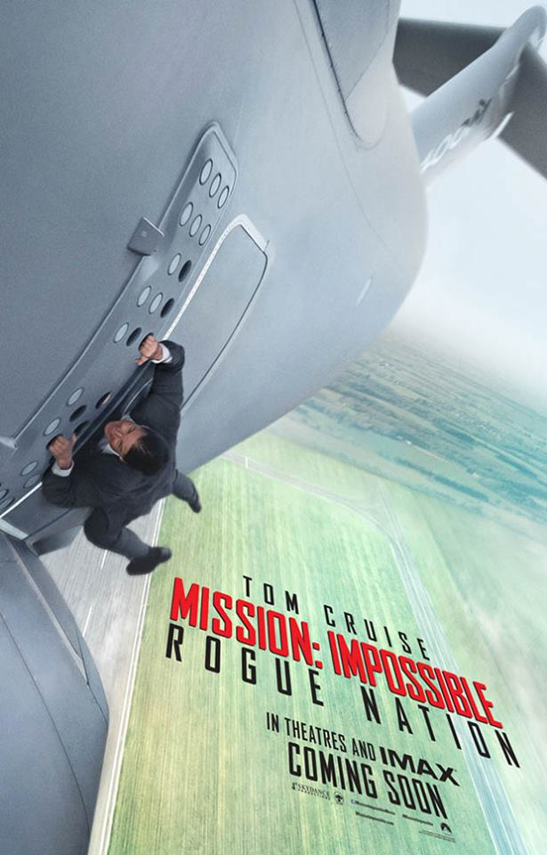 Mission Impossible 5 Teaser