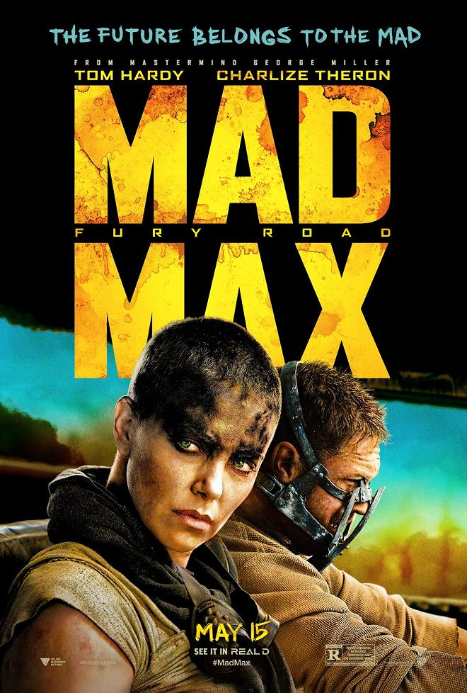 Mad Max Fury Road Trailer & Poster