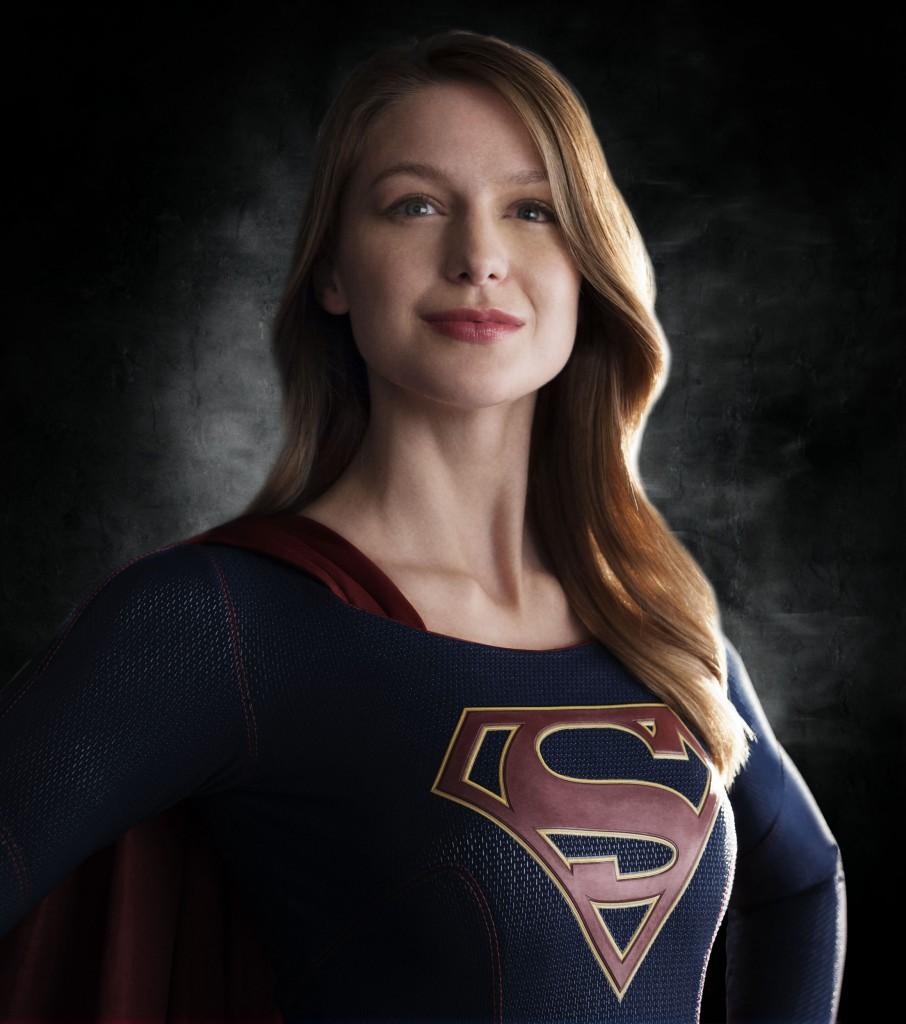 Melissa Benoist Supergirl 2