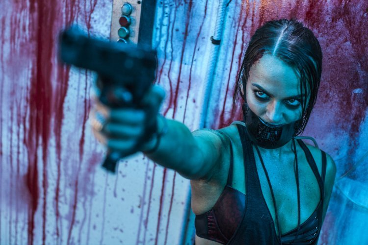 Wyrmwood: Road of the Dead (2014) Filmbild 3