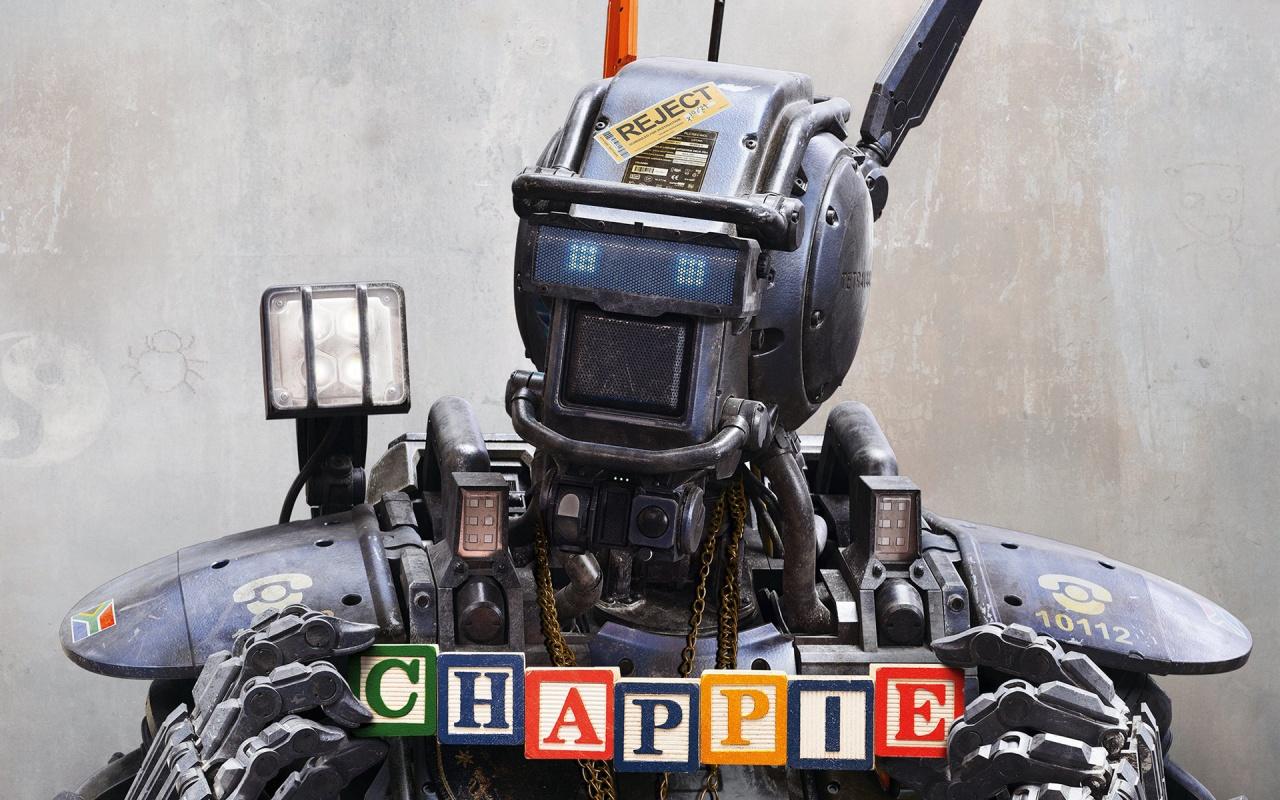 Chappie (2015) Beitragsbild