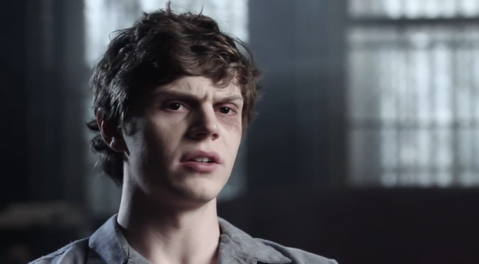 American Horror Story Hotel Evan Peters