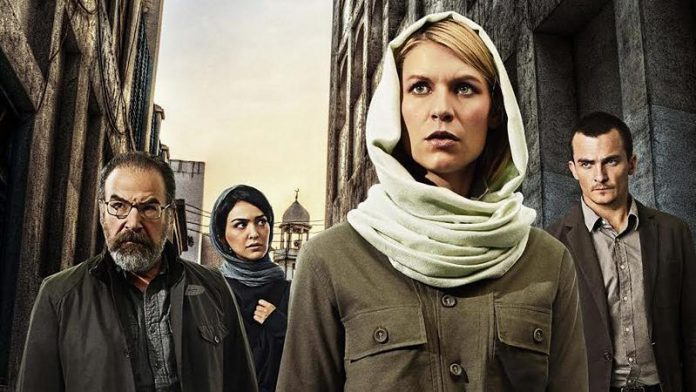 Homeland Season 5 Berlin