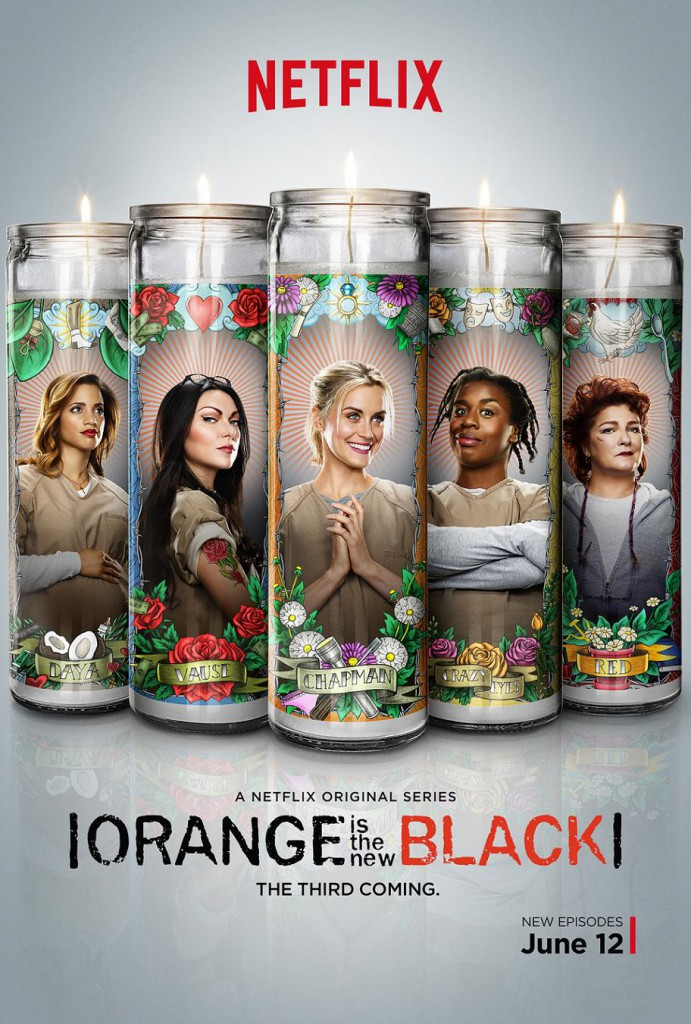 Orange is the New Black Staffel 3 Poster 1