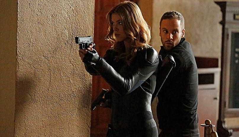 Agents of Shield Spin Off Cast Palicki Blood