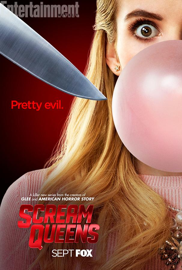 Scream Queens Poster 2