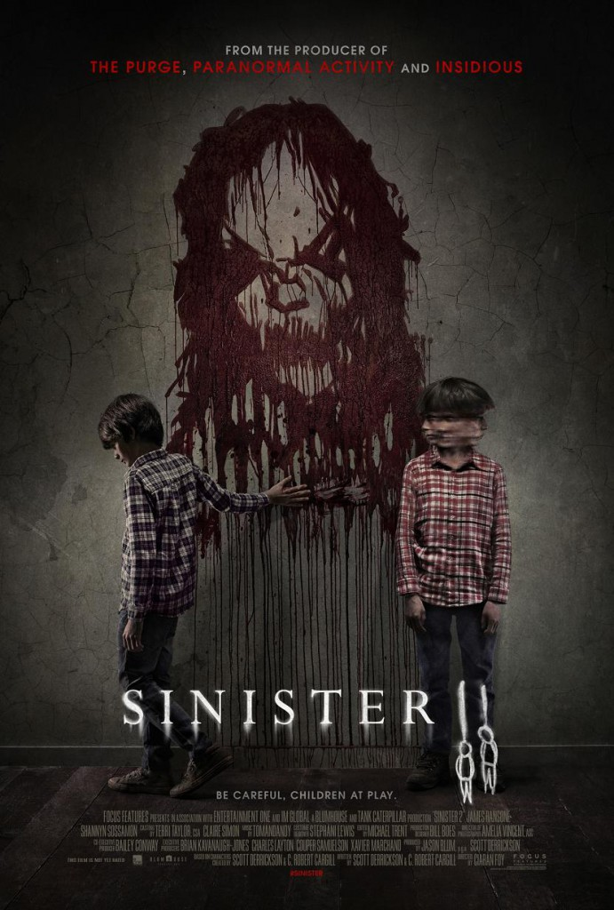 Sinister 2 Trailer & Poster