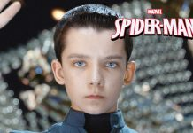 Spider Man Asa Butterfield