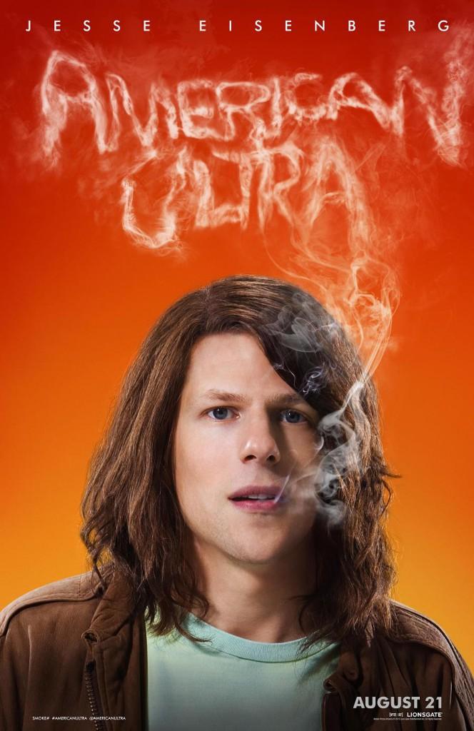 American Ultra Trailer & Poster 1