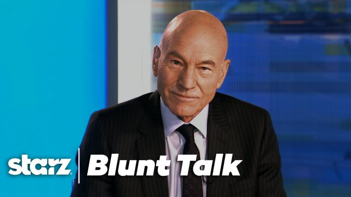 Blunt Talk Start