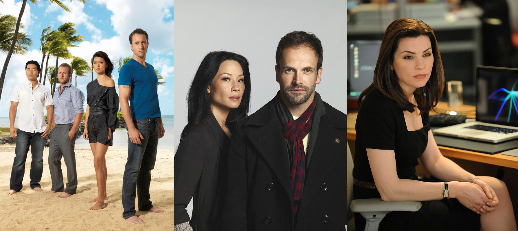 The Good Wife Hawaii Five0 Elementary Staffel 4