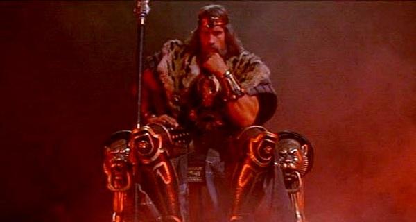 Conan 3 Arnold Schwarzenegger