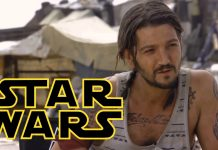 Star Wars Rogue One Diego Luna