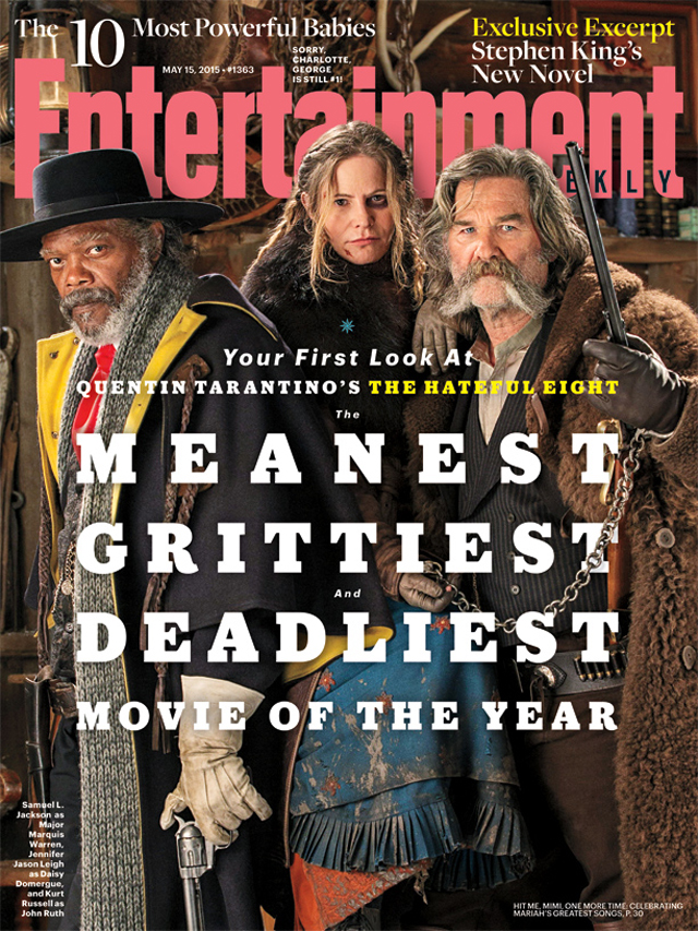 The Hateful Eight Bild EW