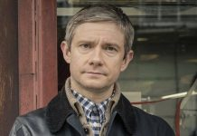 Captain America 3 Martin Freeman