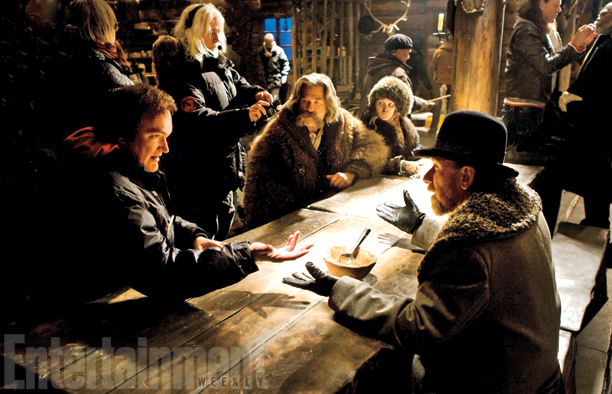 The Hateful Eight Fotos 1