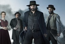 Hell on Wheels Staffel 5 Start