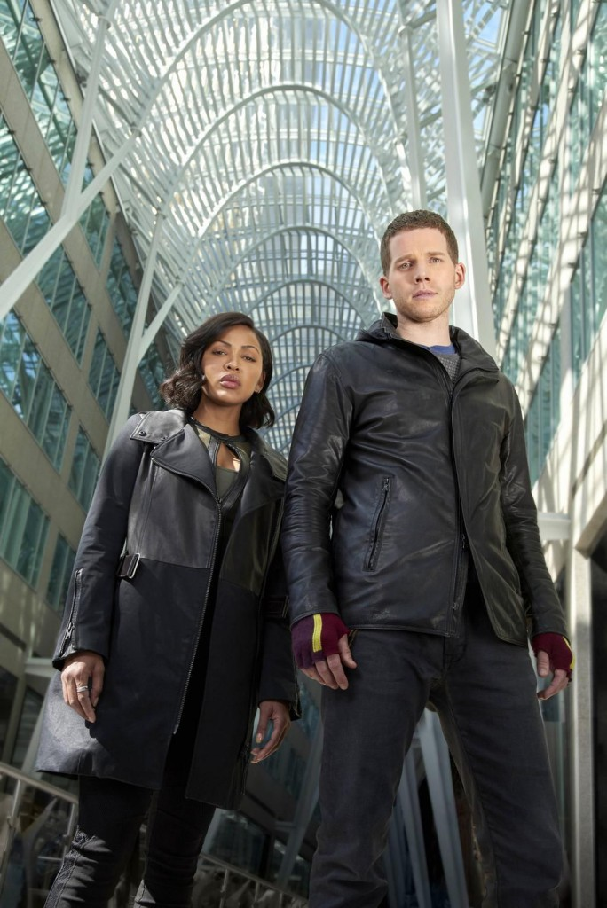 Minority Report Trailer Serie