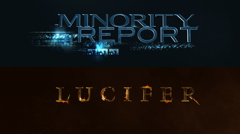 Lucifer Minority Report Trailer