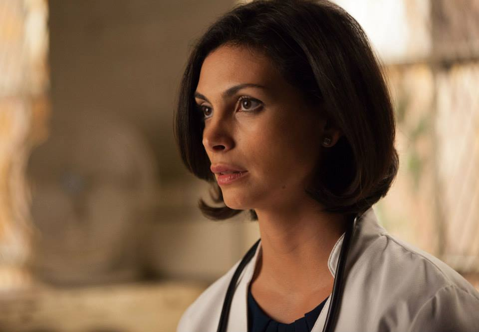 Gotham Season 2 Cast Morena Baccarin