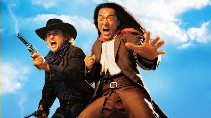 Shanghai Dawn Jackie Chan Und Owen Wilson Sind An Bord Des Sequels