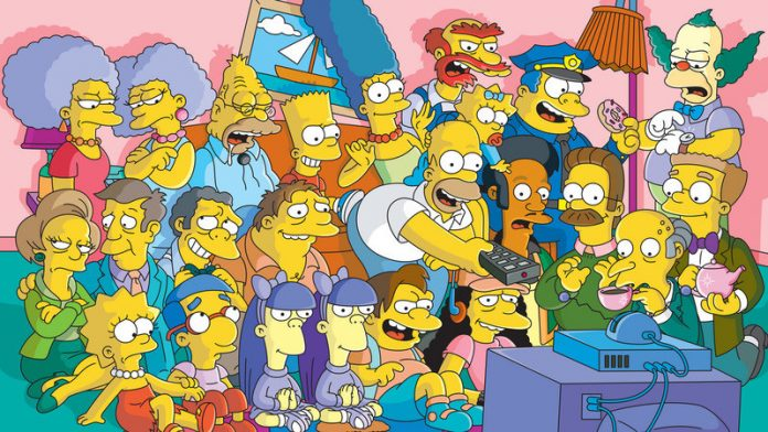die simpsons filme