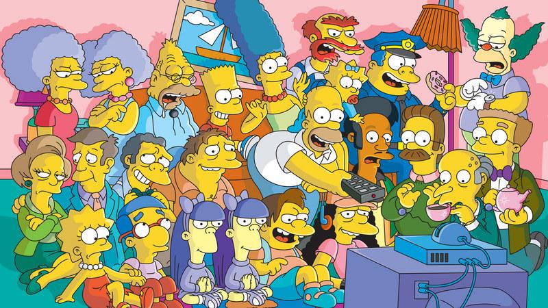 Die Simpsons Staffel 27