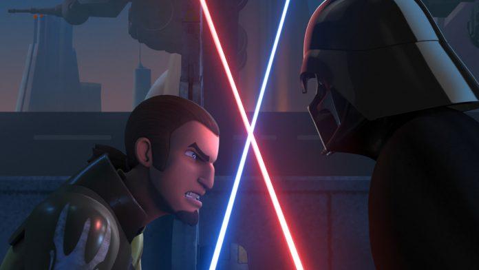 Star Wars Rebels Staffel 2 Start