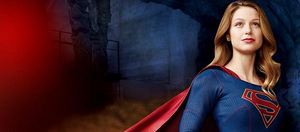Supergirl Trailer & Banner 1