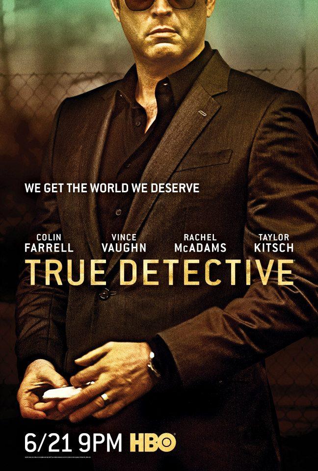 True Detective Staffel 2 Trailer & Poster 2