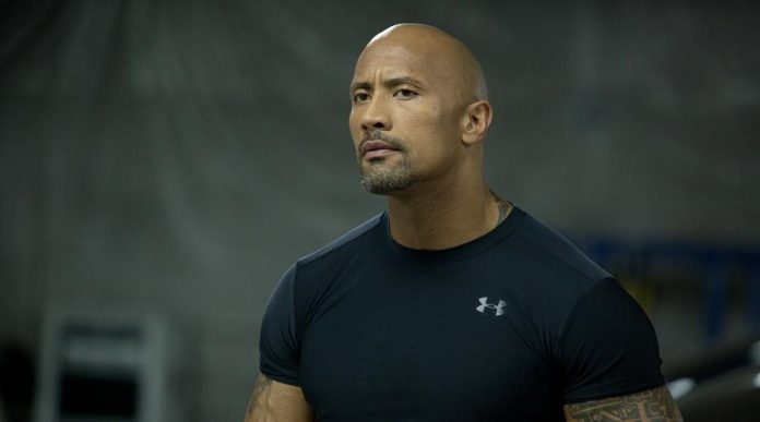Dwayne Johnson in Fast & Furious 6 (2013) © Universal Pictures