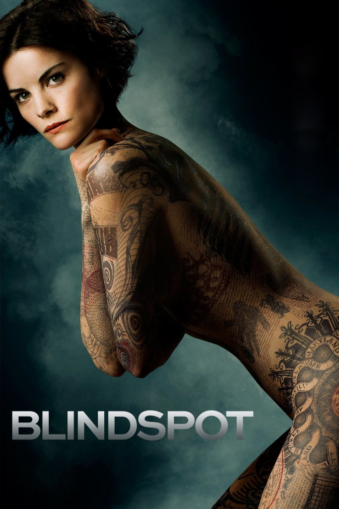 Blindspot Trailer Poster