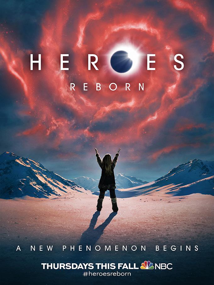 Heroes Reborn Start 1