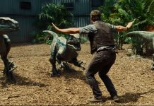 Jurassic World 2 Dinosaurier